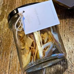 Chips jabłkowy Dworski Ogród